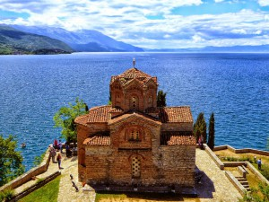 Klooster Ohrid